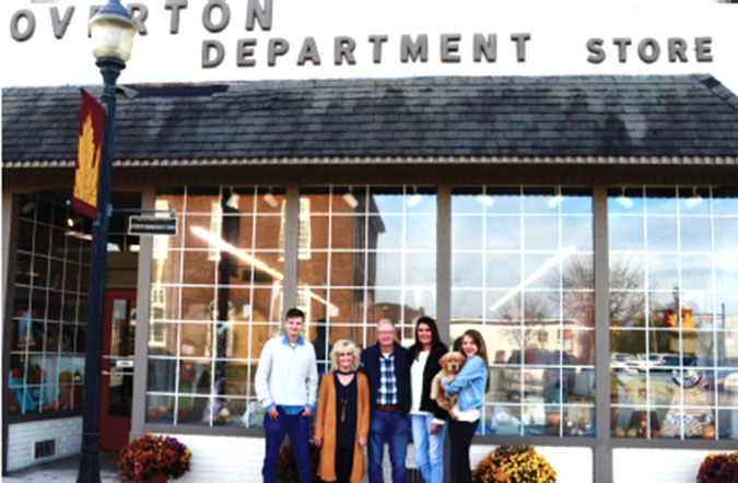 Chamber Small Business Spotlight - Overton Department Store