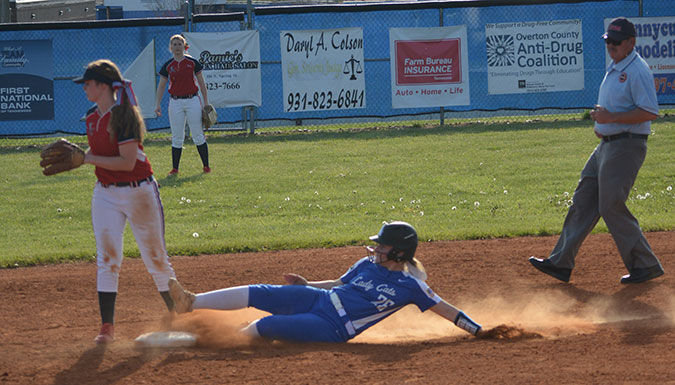 Lady Cats play in Cookeville tournament