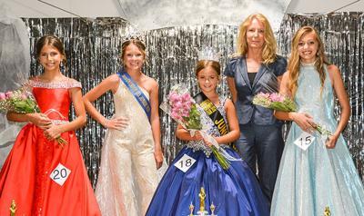 Jalla Lynn Rudd crowned Junior Miss