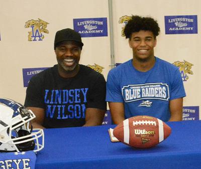 Raven Carpenter signs with Lindsey Wilson