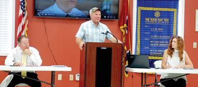 Chamber Board meeting addresses concerns