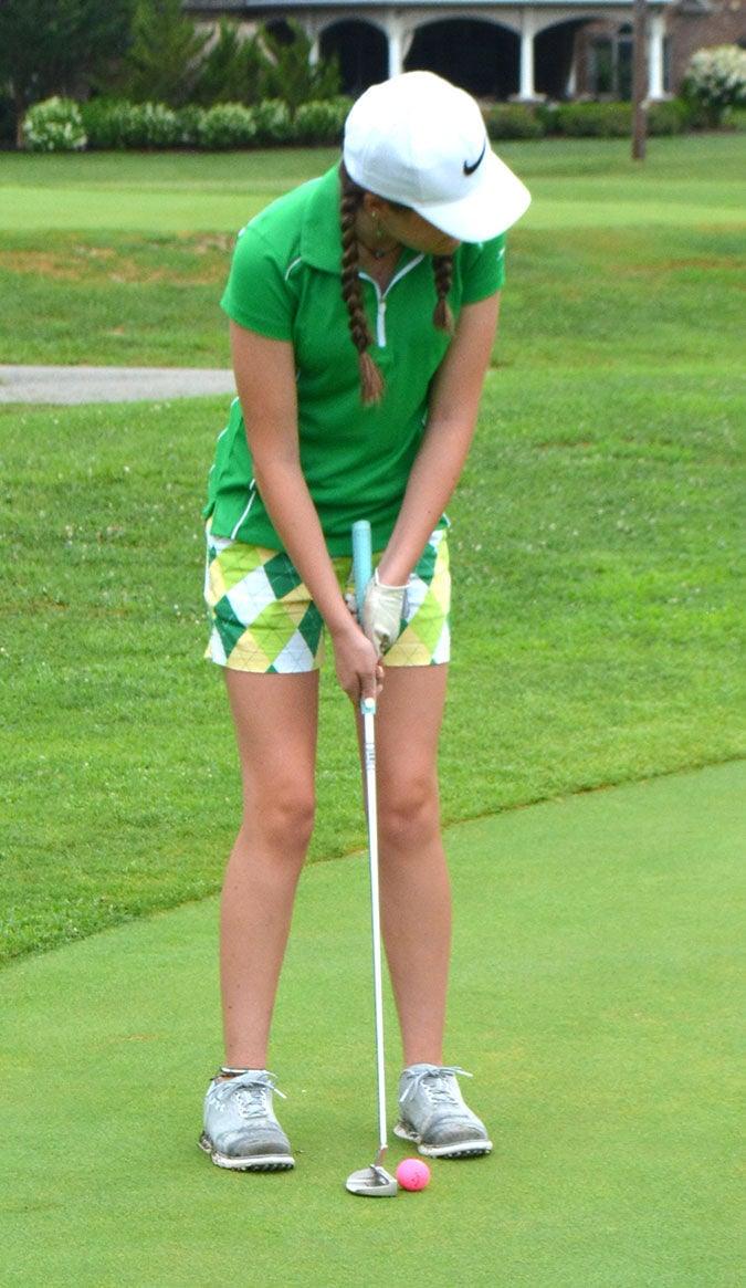 Livingston Academy golfers hitting the links