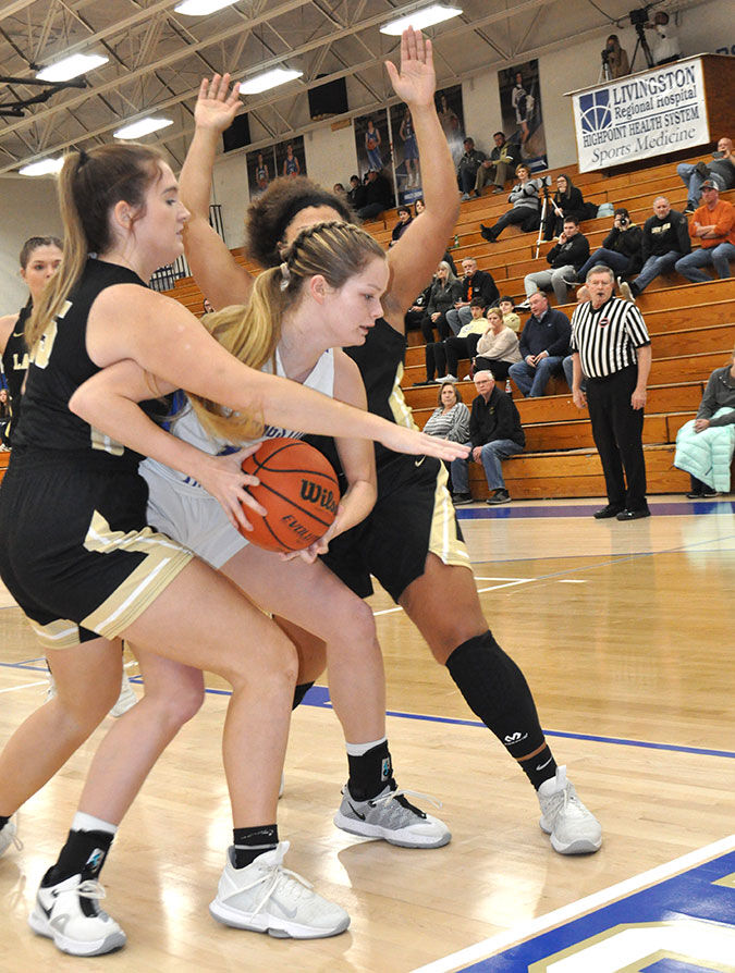 Lady Cats win 4 of 5 heading into homestand