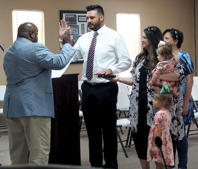 Dying request, vice mayor names replacement