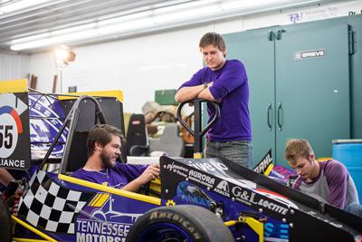 TTU offers vehicle engineering concentration