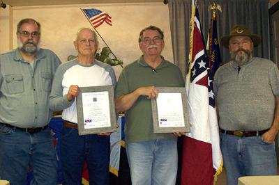New members elected into local SCV camp