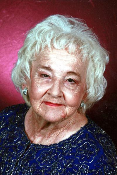 Mary McDonald Jackson