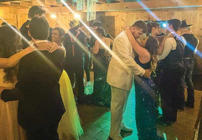 Prom held for LA students