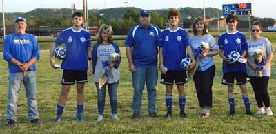 Wildcats hold Soccer Senior Night