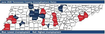 Overton County posts state's 4th lowest unemployment rate