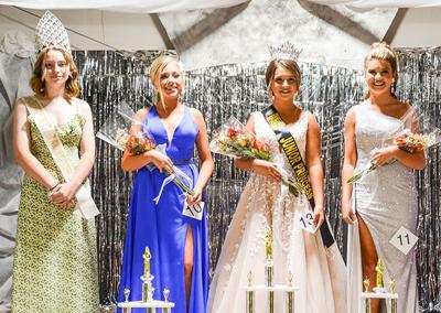 Carly Norrod crowned Junior Princess