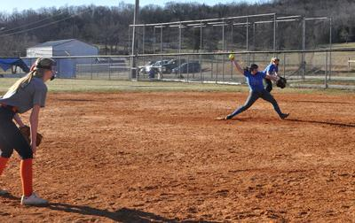 Lady Cats play in kick-off softball tournament