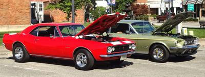 Cruise-in set for Saturday