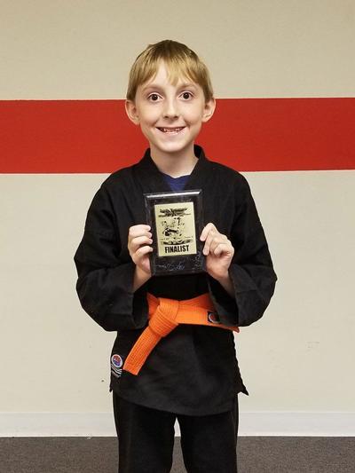 Levi Stovall finalist in tournament