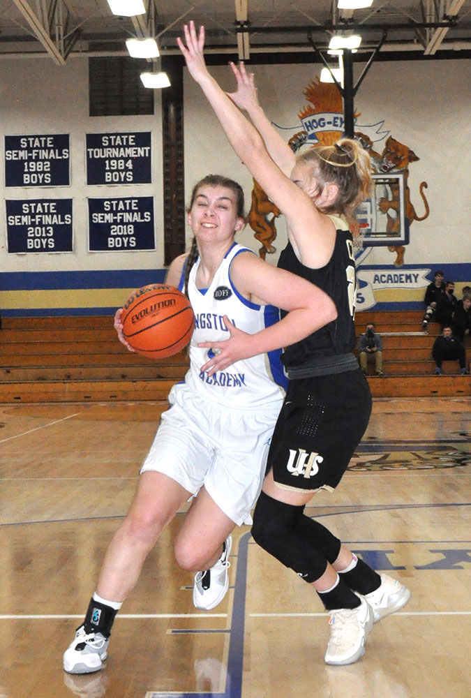 Lady Wildcats fall to Upperman Lady Bees