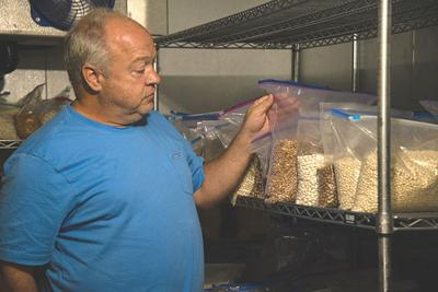 Seed Swap to be held Oct. 5 at Oakley Farm