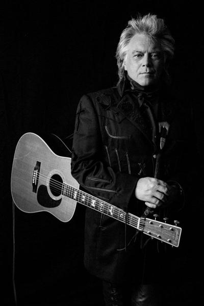 Marty Stuart to be inducted into Country Music Hall of Fame