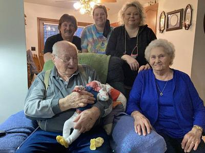 Colsons celebrate 5 generations