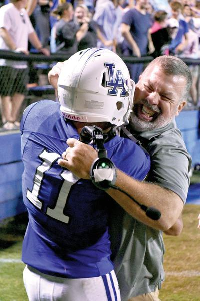 After 25 years, LA beats Cookeville
