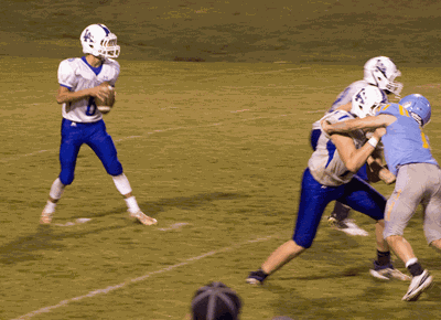 Wildcats excel in first half, Jets dominate second