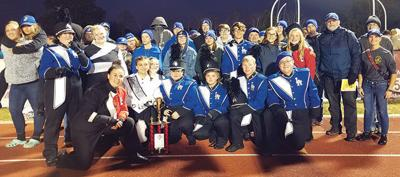 LA Band closes competition season on high note