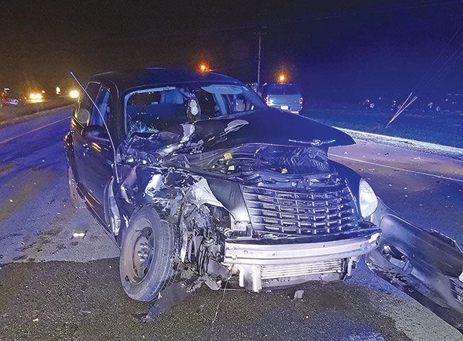 Another crash, another injury at Rickman 111-293