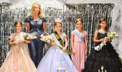 Everley crowned in Little Miss pageant