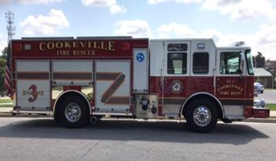 Cookeville Fire Dept. captains indicted