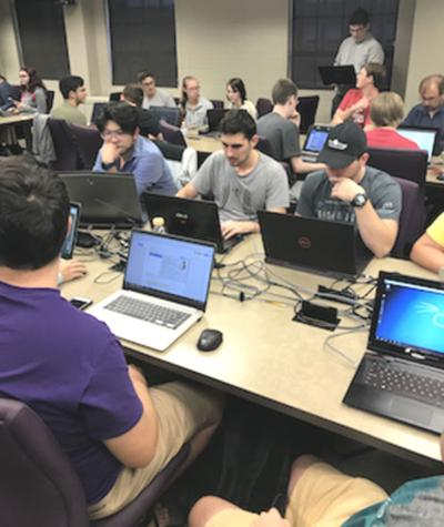 Tech takes stage in Cyber FastTrack program