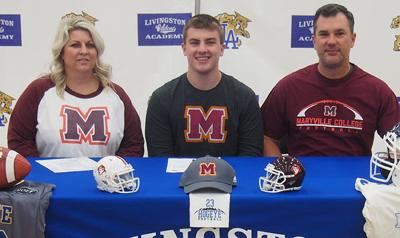 Carwile signs with Maryville