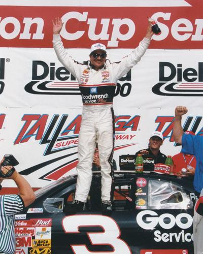 """""""Dale Sr."""" says it all for Talladega in the '90s"""