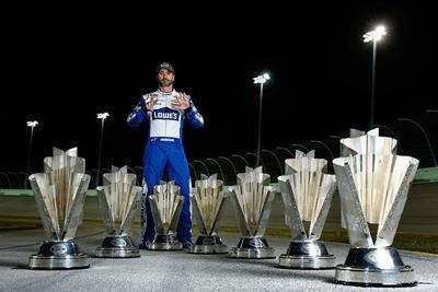 Jimmie Johnson plans to retire in 2020