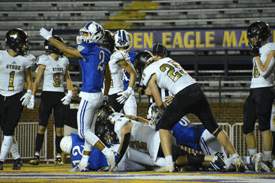 Wildcats score first TDs of season in loss to Stone Memorial