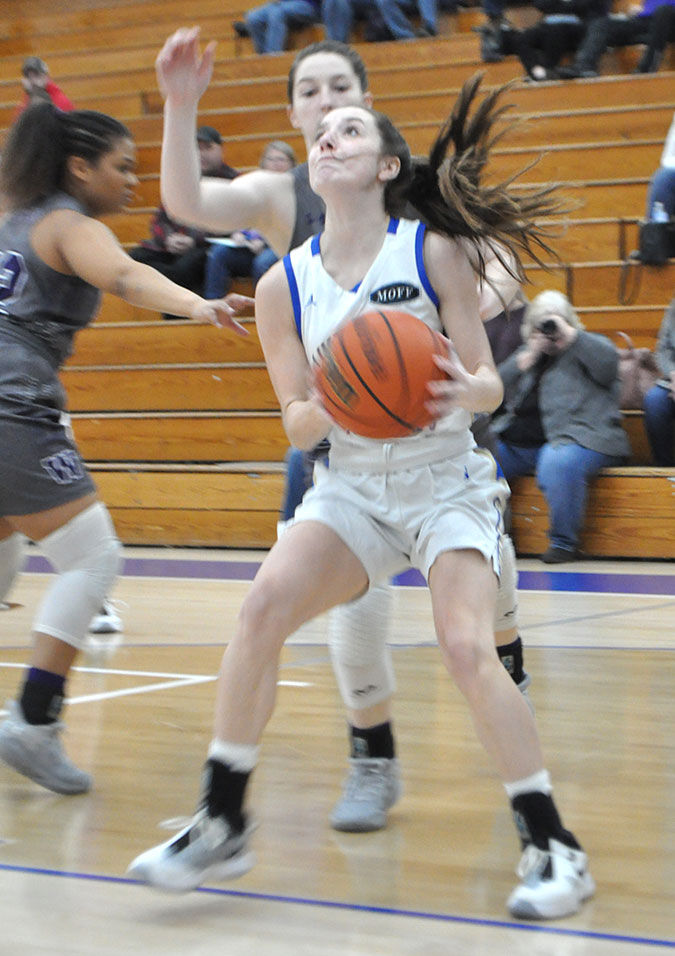 Lady Cats roll past Watertown 64-40 in tourney opener