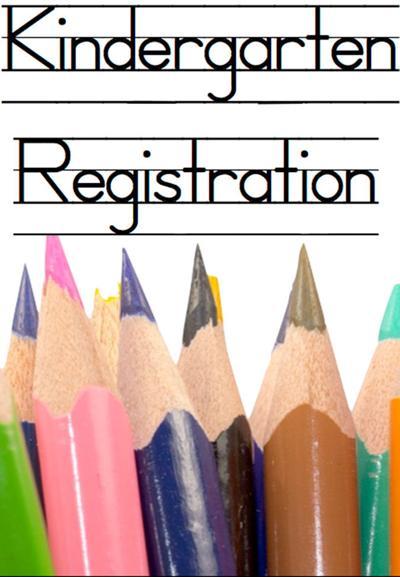 Kindergarten registration to be held Monday, April 12