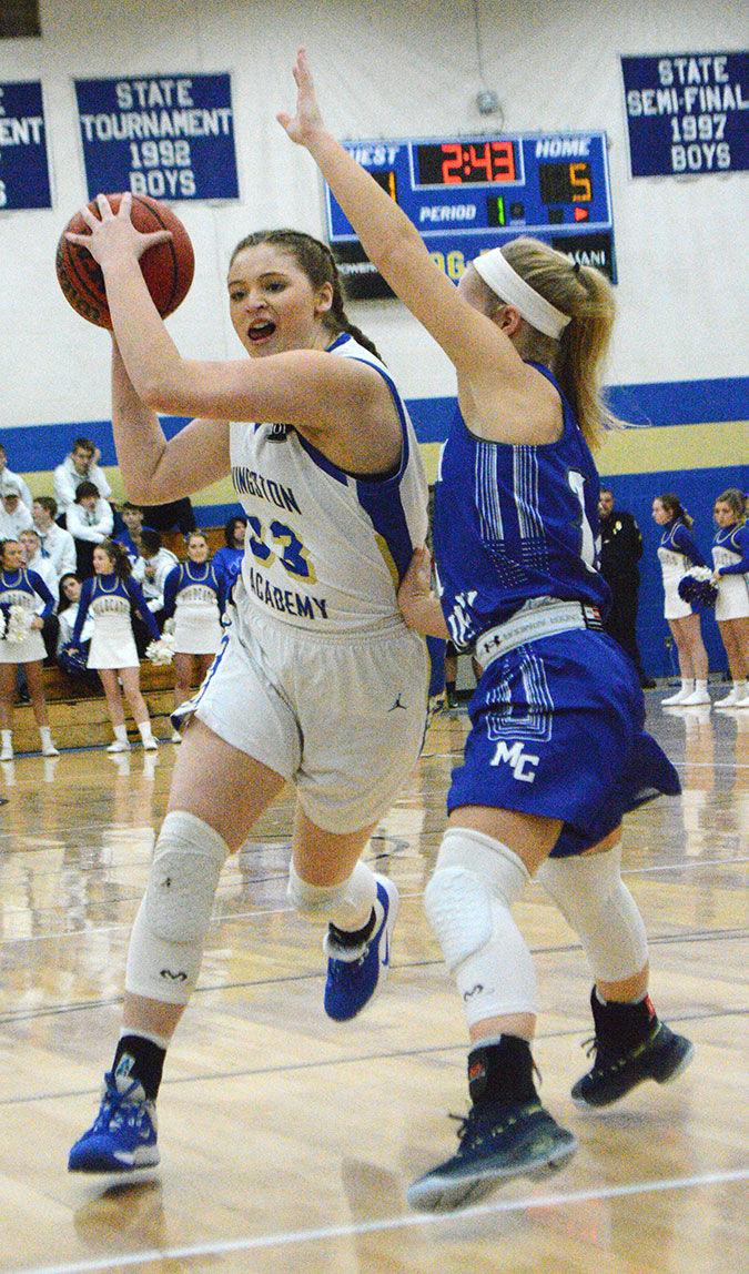Lady Wildcats defeat Warren County 48-35
