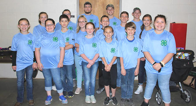 4-H News by Nicole Marrero, UT Extension Agent