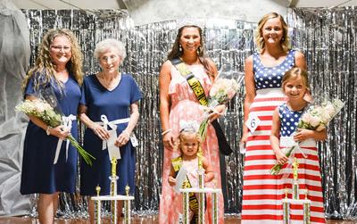 Brandi Robbins, daughter Haizlee win in Mother-Daughter pageant