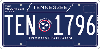 Tennesseans choose new license plate