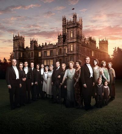 """""""Downton Abbey"""" marathon marks end of broadcast on PBS"""