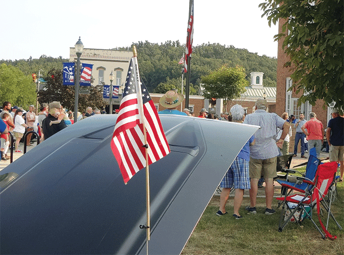 Cruise-In observes 9/11