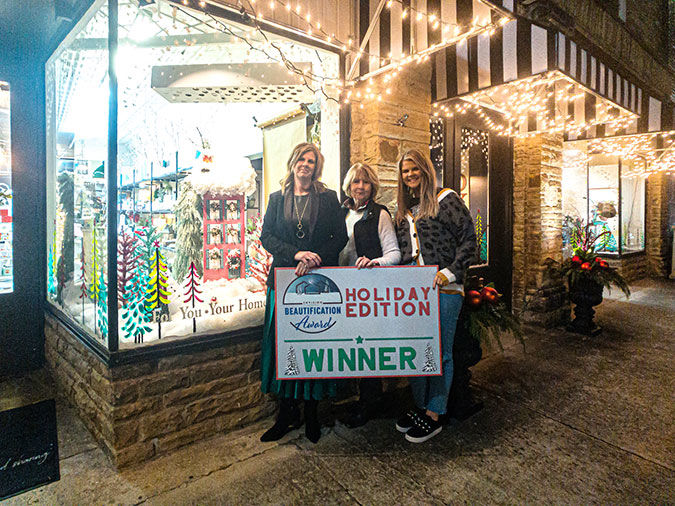 Holiday Beautification winners announced