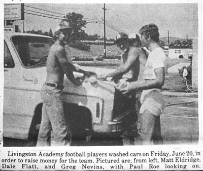 40 years ago in Overton County News June 26, 1980