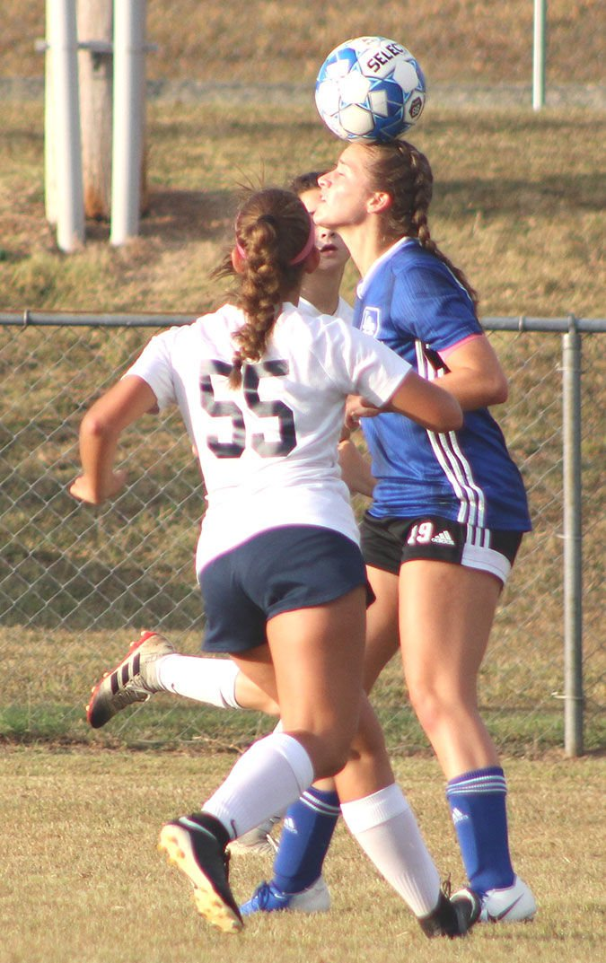 Lady Cats dominate at home, tourneys loom
