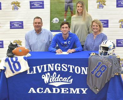 Will McDonald to play at Lindsey Wilson