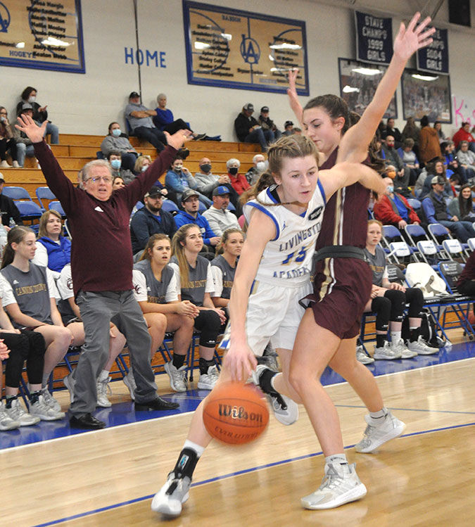 Lady Cats head into tourney with win over Cannon