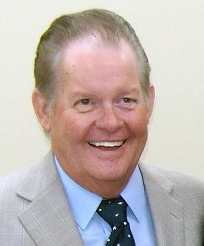 McDonald lauded for 10 years of service to local Chamber