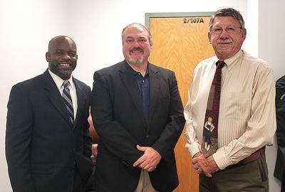 Colson swears in CASA advocate