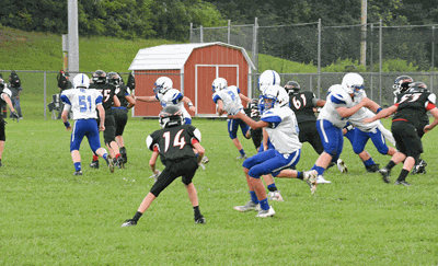 Jr. Wildcats remain undefeated
