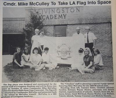 30 years ago  in Overton County News August 9, 1989